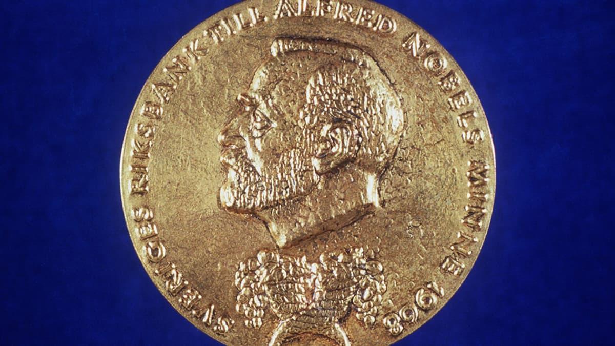 Taloustieteen Nobel-mitali