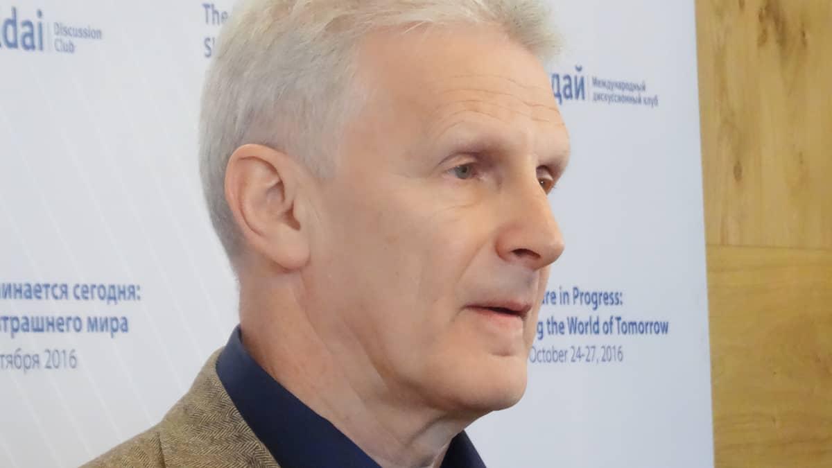 Andrei Fursenko on entinen opetusministeri ja presidentti Vladimir Putinin avustaja.