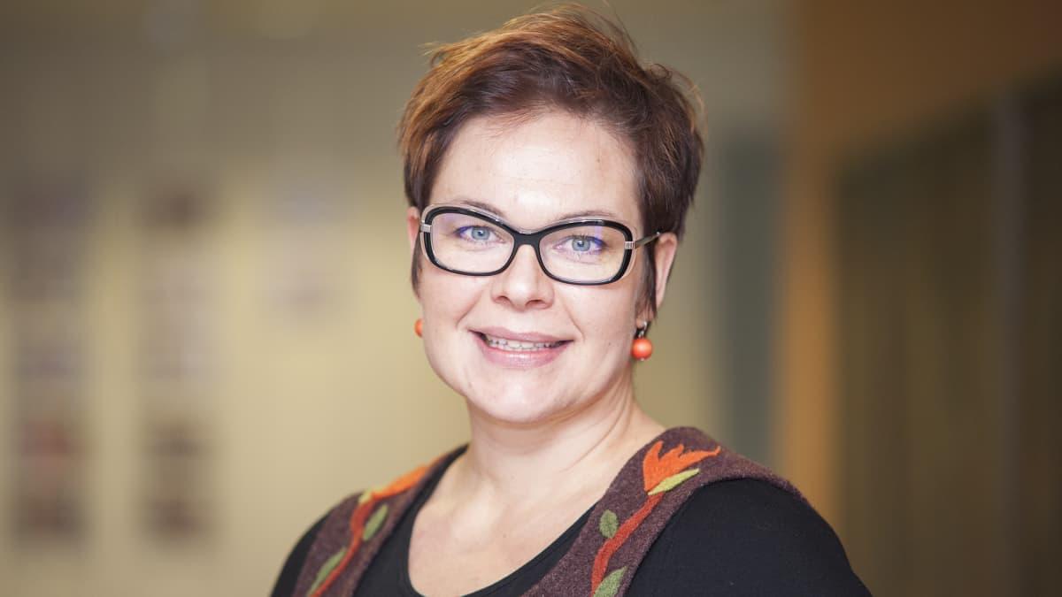 Kansanedustaja Hannakaisa Heikkinen