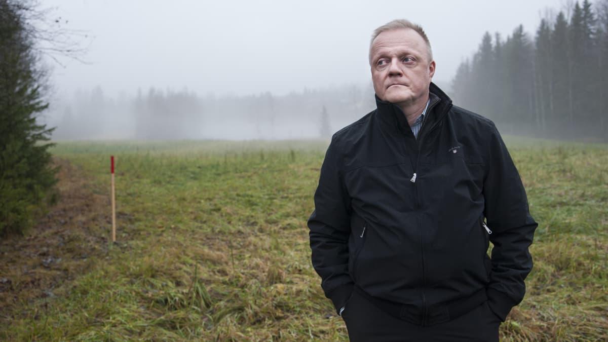 Savon kuituverkon toimitusjohtaja Pekka Laukkarinen