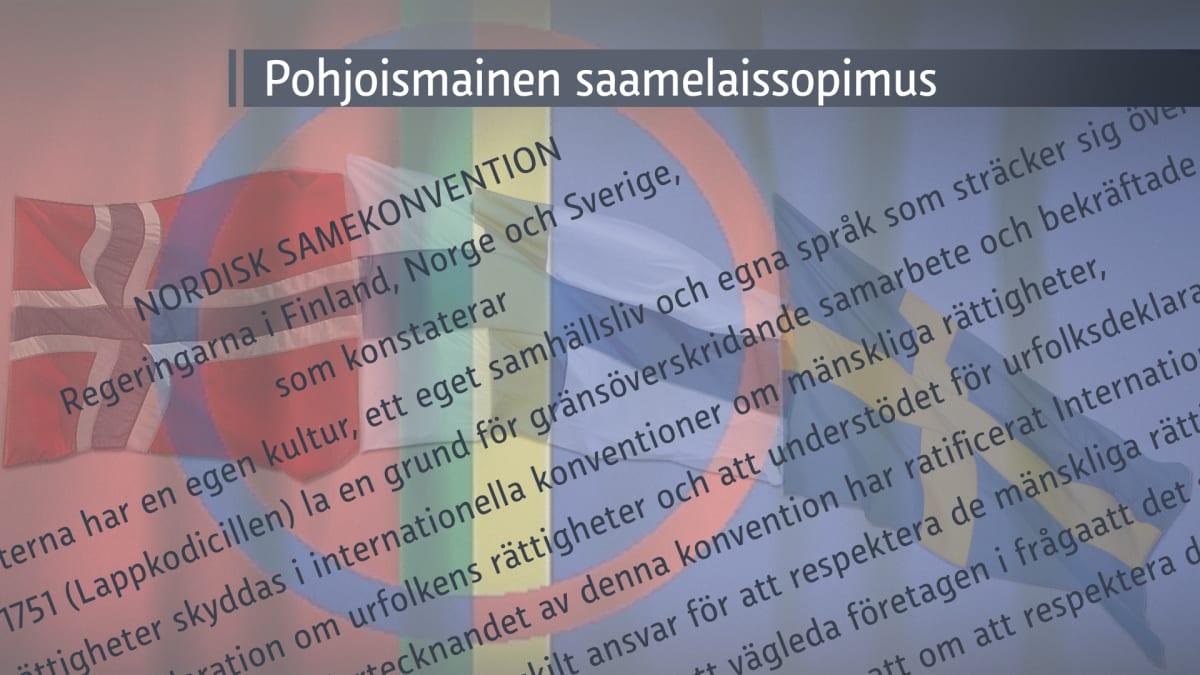 Pohjoismainen saamelaissopimus