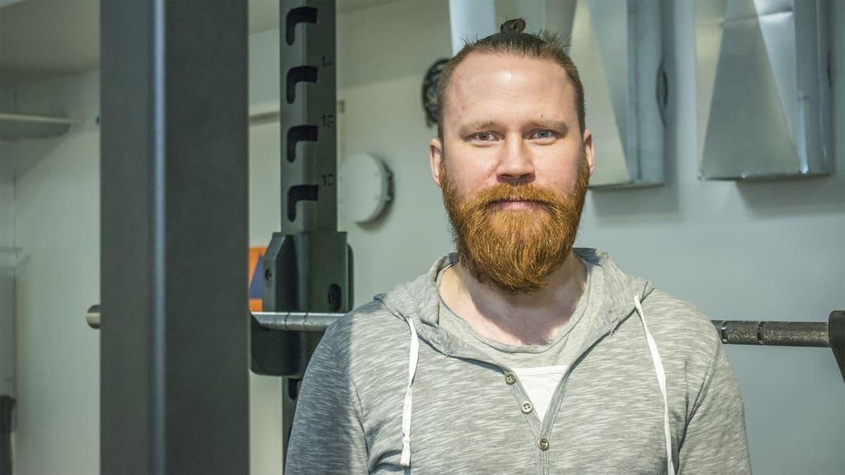 Terveysliikunnankehittäjä Matias Ronkainen