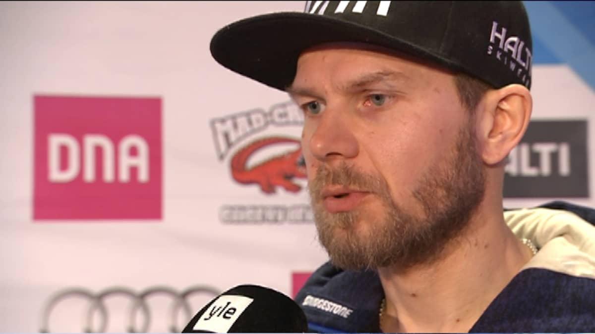 Janne Haarala.
