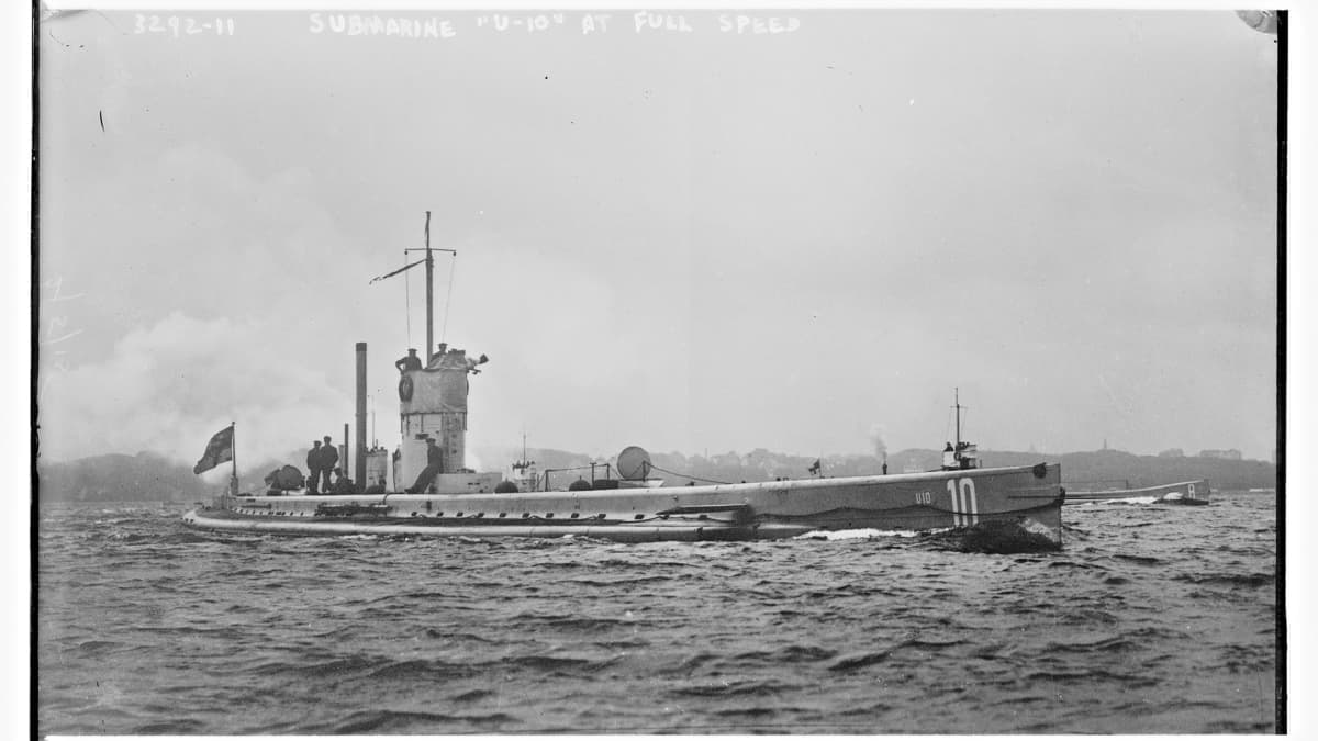Saksalainen sukellusvene