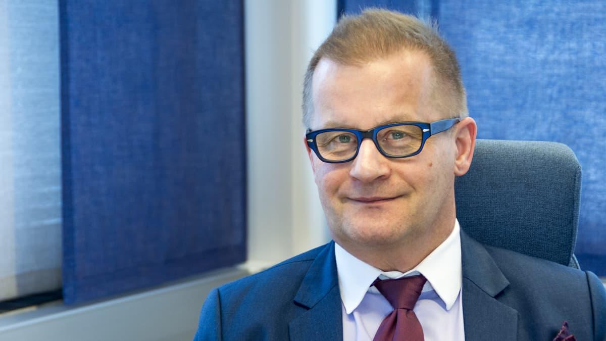 Puolangan Kunnanjohtaja Esko Rautiainen