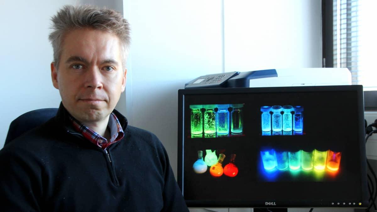 Apulaispofessori Mikko Linnolahti, Itä-Suomen yliopisto.