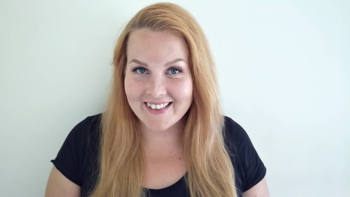 Kauneusmaailma.fi:n toimitusjohtaja ja omistaja Minna Landén on usein yhteydessä Postiin verkkokaupan lähetysten tiimoilta.