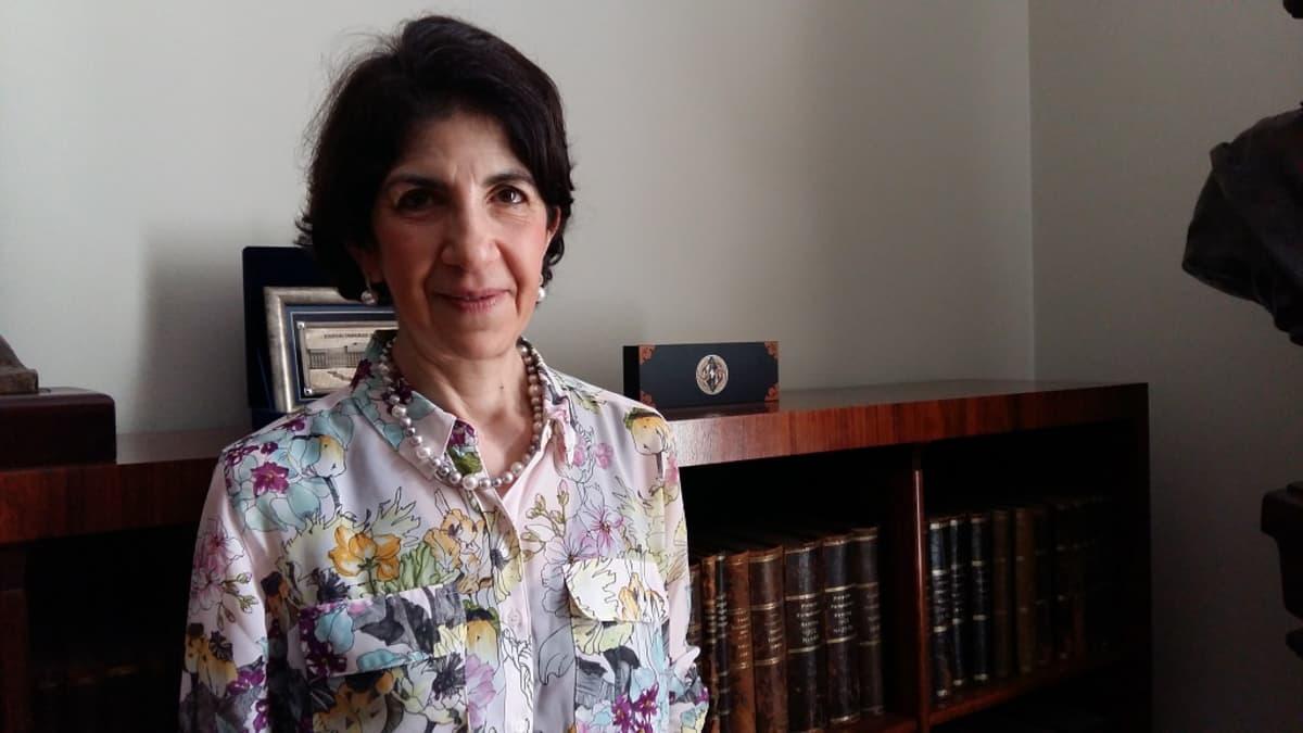 Fabiola Giannotti, CERNin pääjohtaja