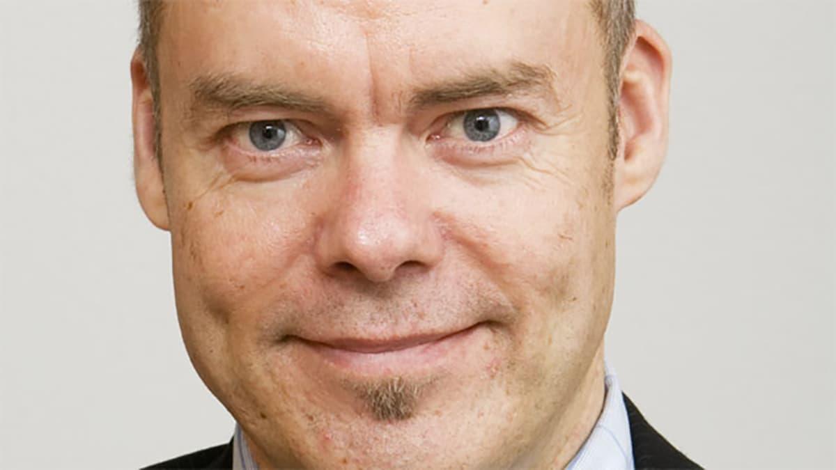 Lähikuva Pauli Aalto-Setälästä.