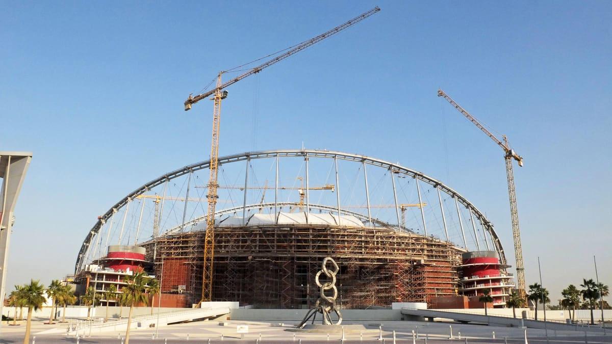 Khalifa International Fifa Stadium