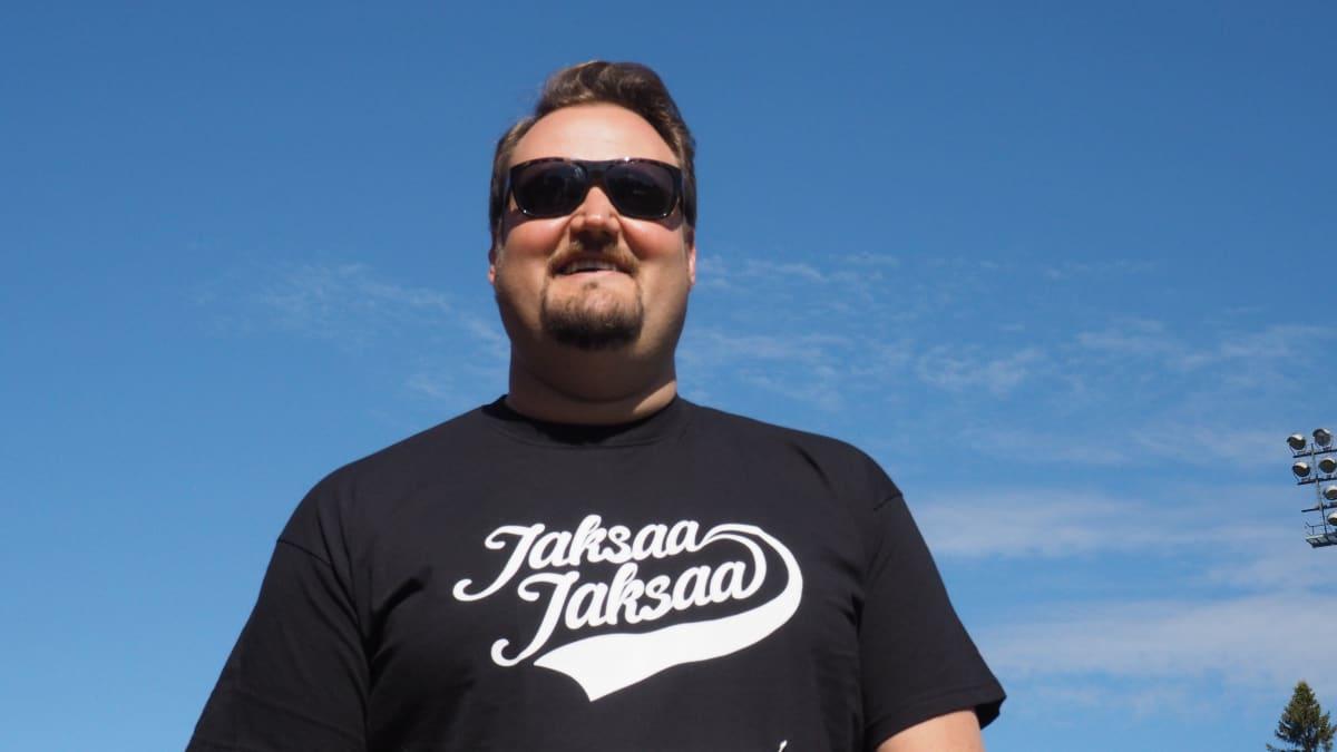 Pullukka Run 2017 isäntä Sami Hedberg