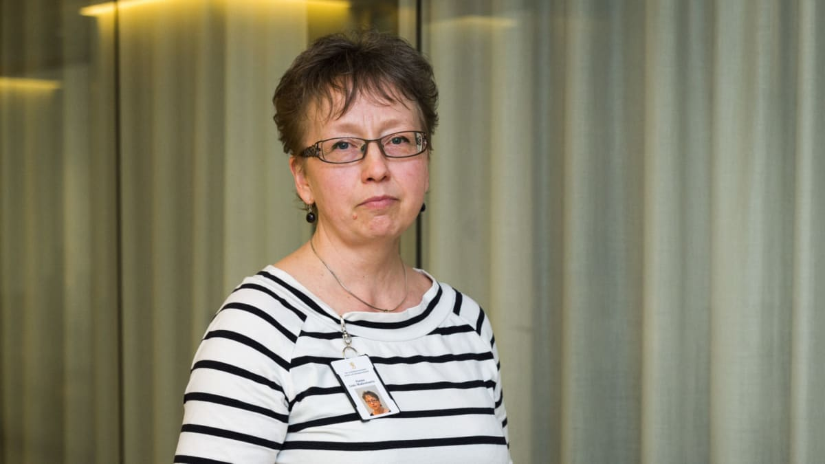Työ- ja elinkeinoministeriön erityisasiantuntija Hanna Liski-Wallentowitz
