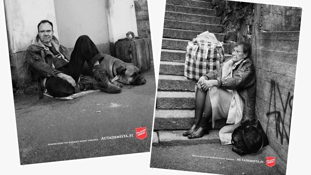 Westerbacka ja Halonen köyhinä