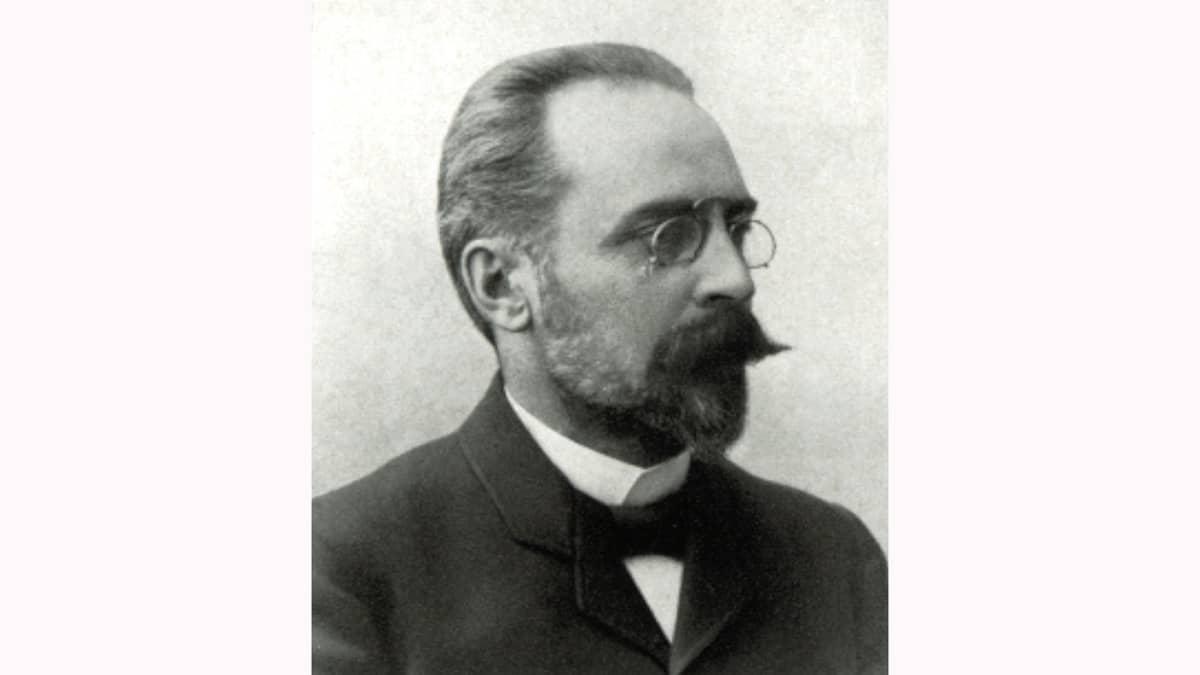 Senaattori Kaarlo Juho Ståhlberg.