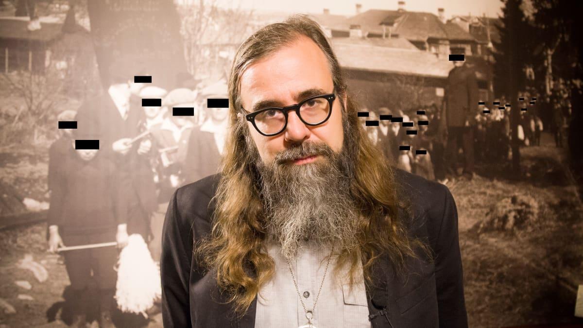 Museonjohtaja Kalle Kallio