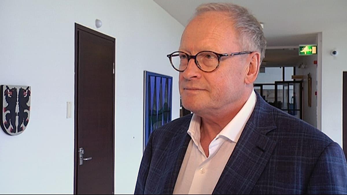 Kotkan kaupunginjohtaja Henry Lindelöf