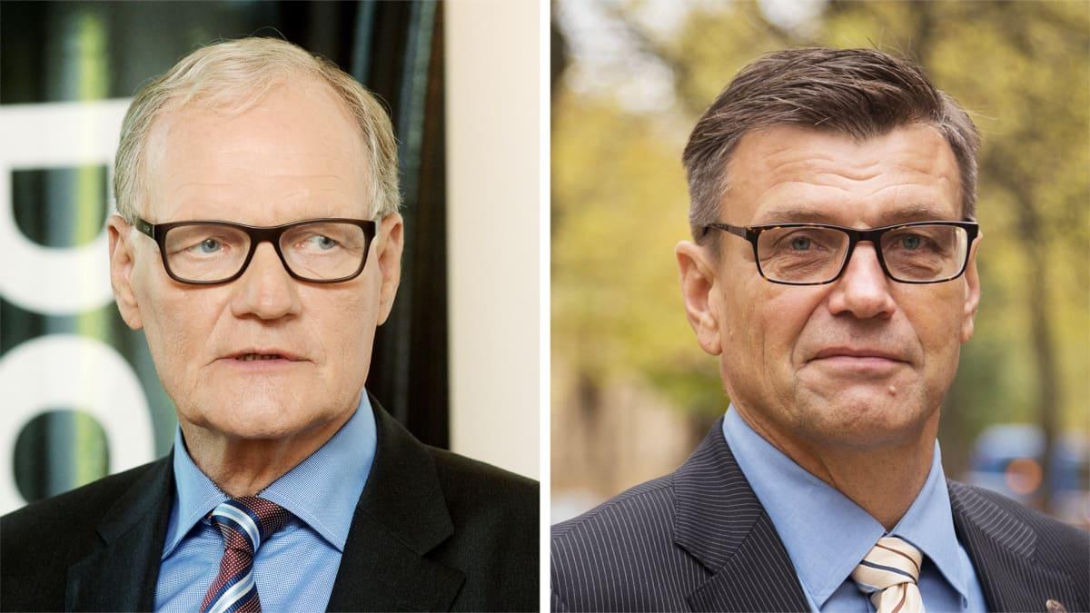 Mikko Paatero ja Matti Nissinen.