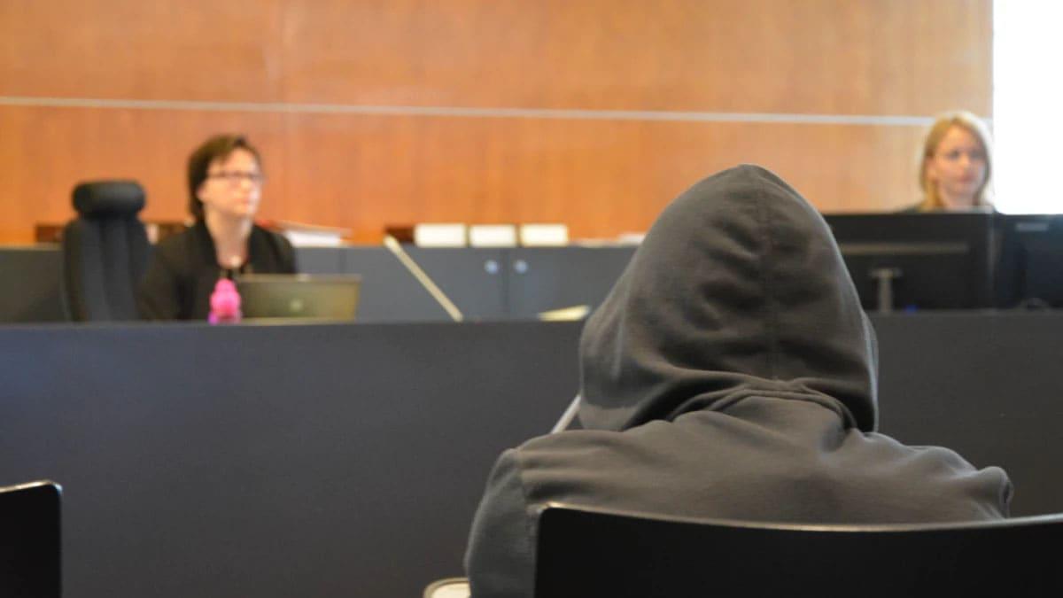 Paloittelusurman oikeuskäsittely alkoi Vaasassa torstaina.