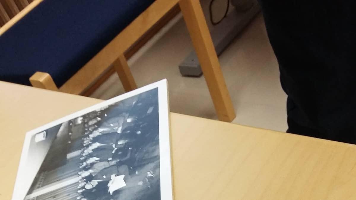 Valokuvia Savonlinnan opettajakoulutuslaitoksen historiasta