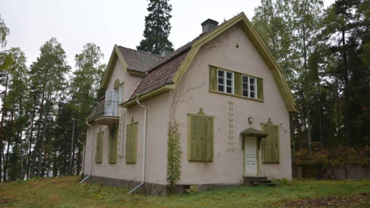 Villa Ståhlström Ruissalossa