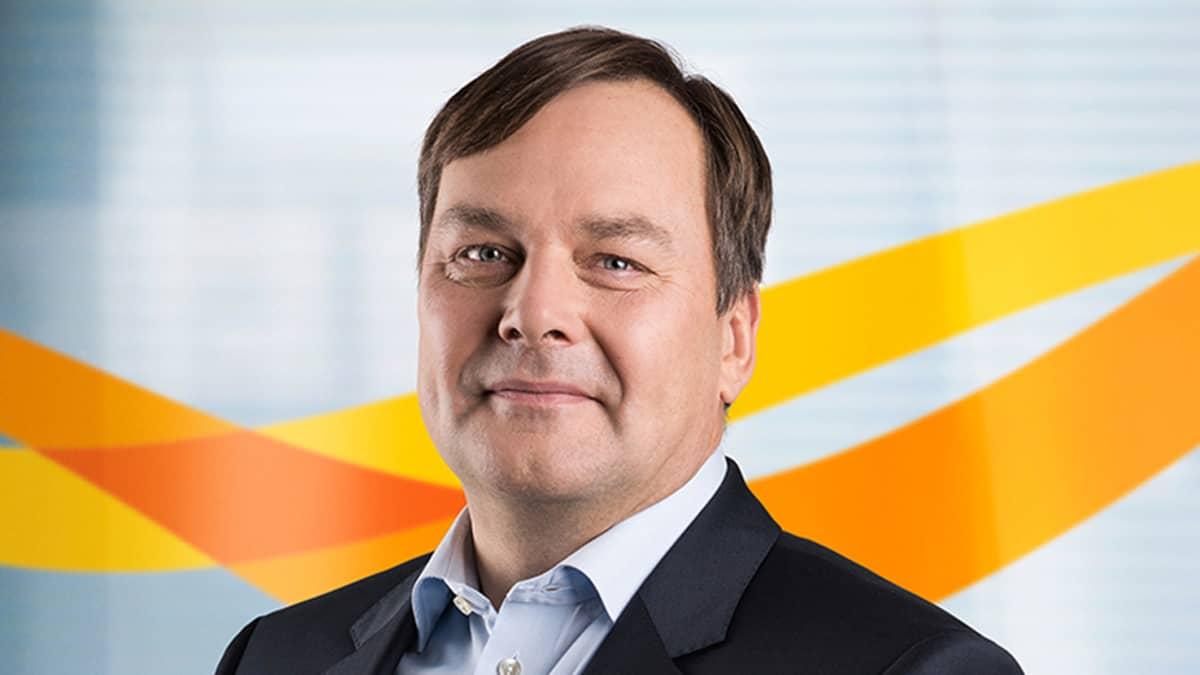 Oriola-konsernin toimitusjohtaja Eero Hautaniemi