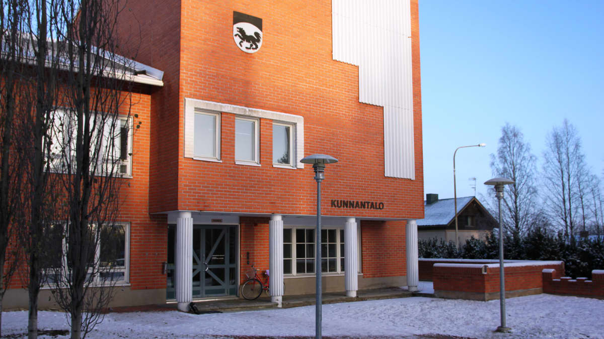 Kittilän kunnantalo