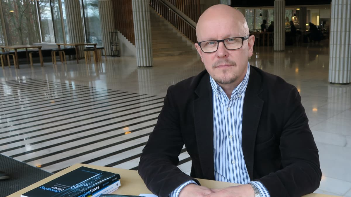 Tutkija Timo Anttila, Jyväskylän yliopisto
