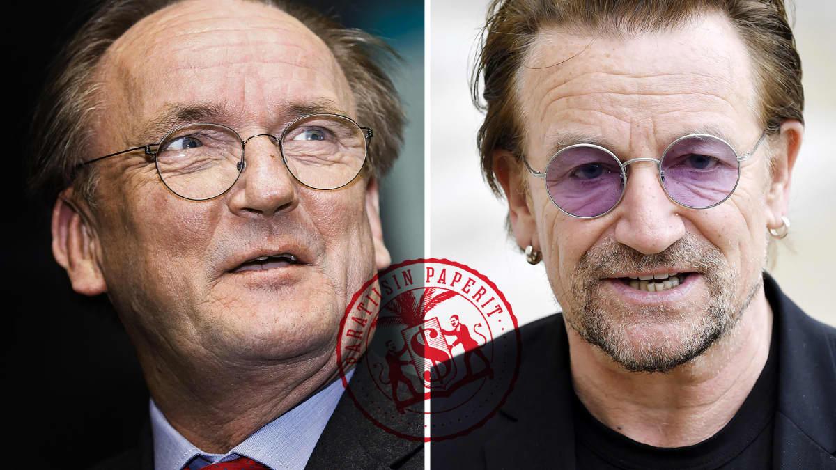 Antti Herlin ja Bono