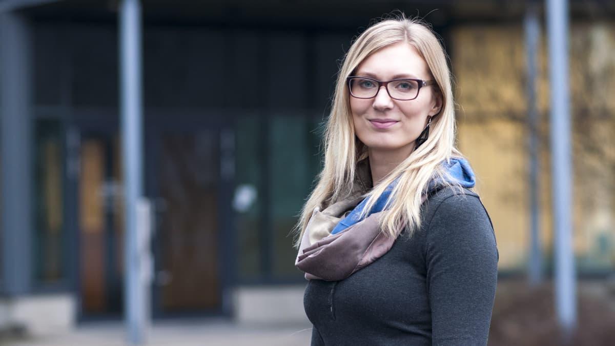 Anu Karvonen,  psykologi