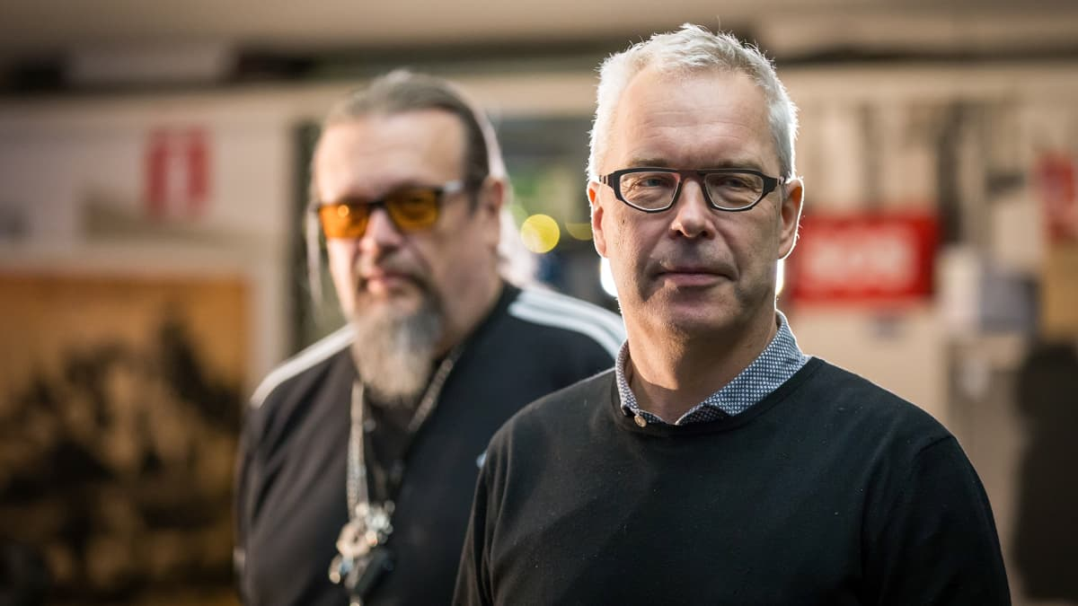 Markus Selin, Jukka Helle