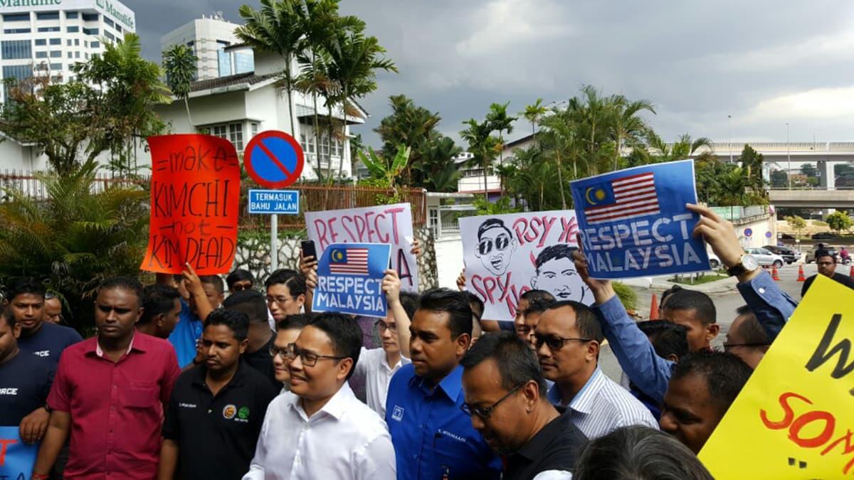 Mielenosoittajajoukko
