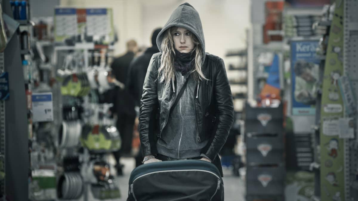 Näyttelijä Jessica Grabowsky 8-pallo elokuvassa