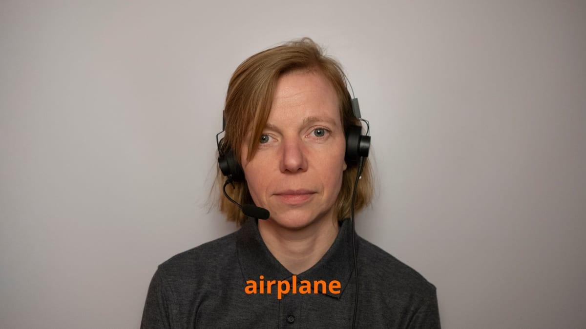 Mitä sinulle tulee mieleen sanasta lentokone? Sana, joka tuli tämän jutun toimittajan mieleen, ei kuulemma ollut ennen sitä tullut kenenkään muun mieleen.