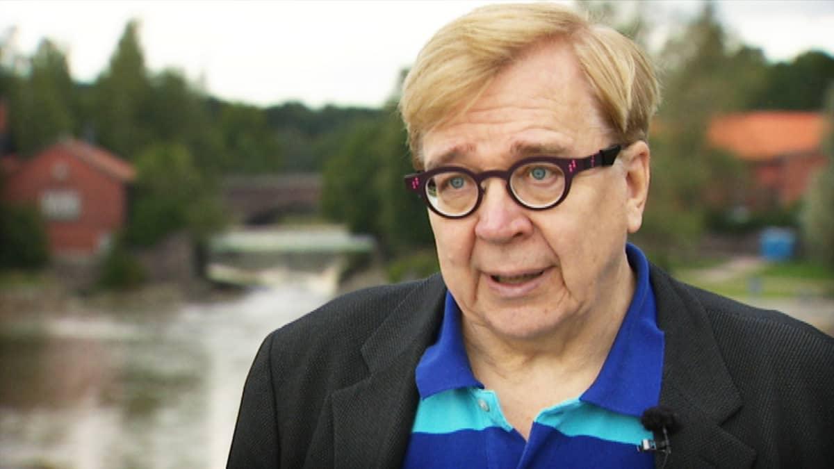 Ympäristöekonomian professori Markku Ollikainen.