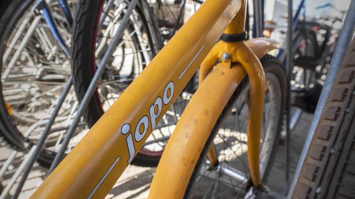 Jopo polkupyörä.