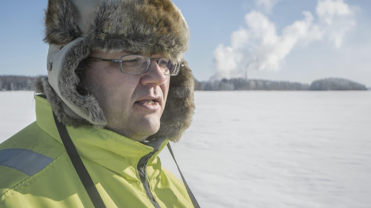 Samuel Hartikainen, tutkija, Itä-Suomen yliopisto