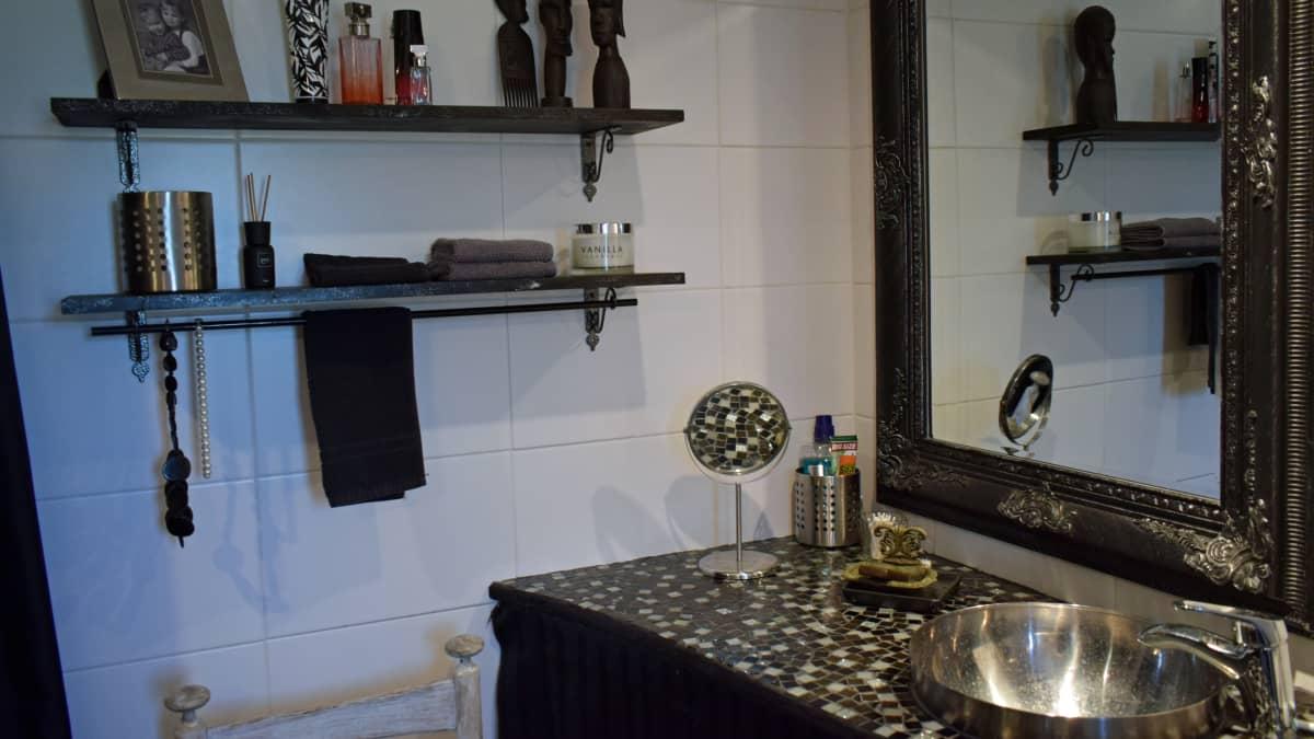 Riikka Sireniuksen kylpyhuone