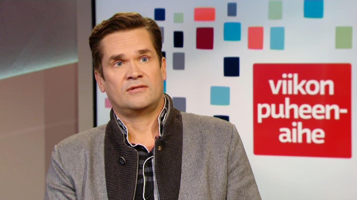 Mika Aaltola.