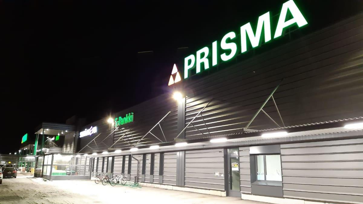 Eepeen Prisma-tavaratalo Seinäjoella