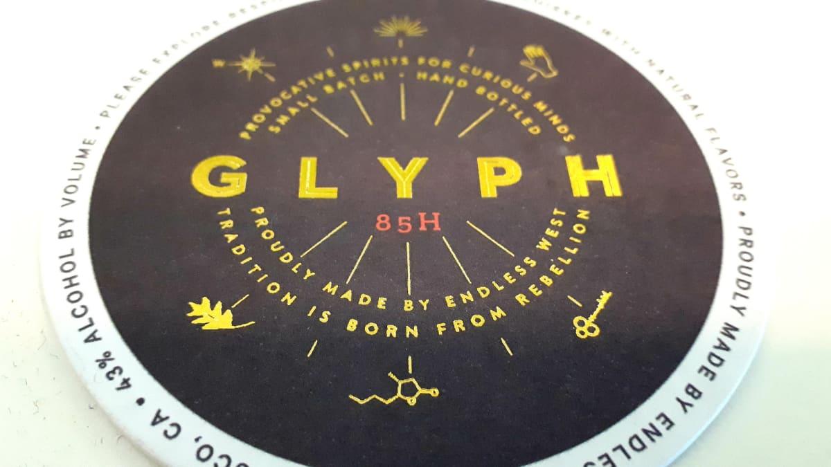 glyph, molekulaariviski