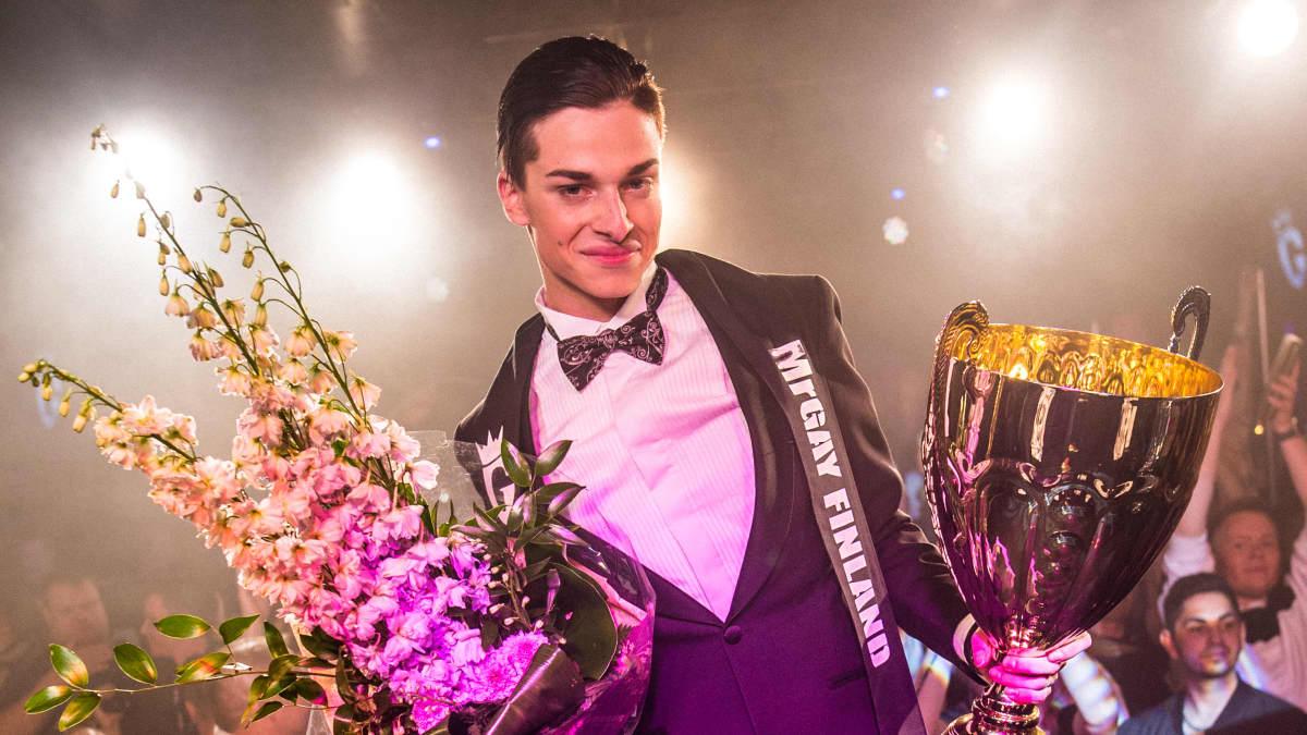 Mr.Gay Finland Rami Kiiskinen