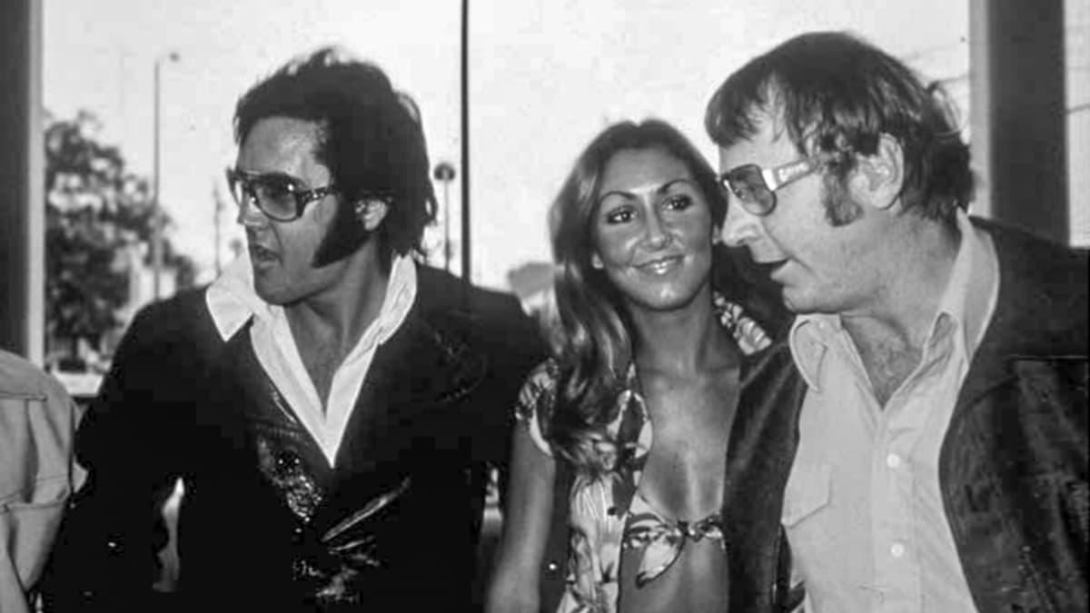 Elvis, nainen ja mies