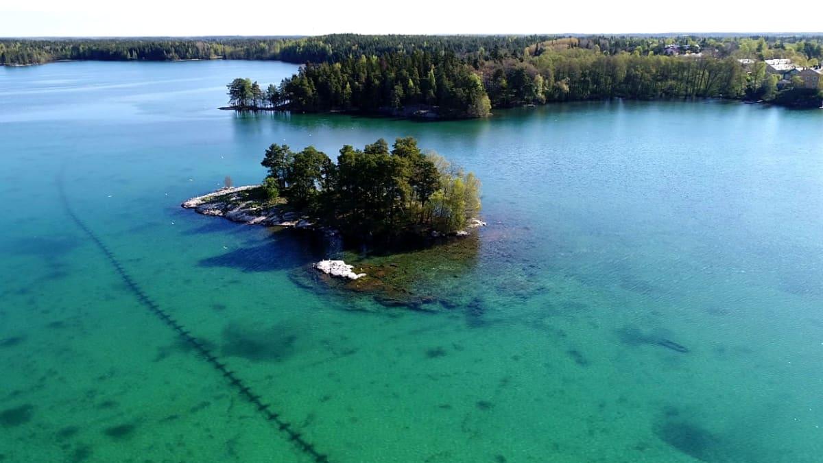 Littoistenjärvi toukokuussa 2017.
