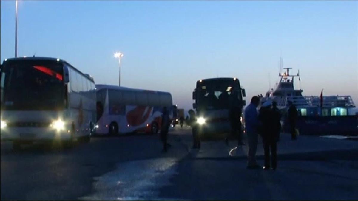 Uutisvideot: EU aloitti turvapaikanhakijoiden palautukset Turkkiin