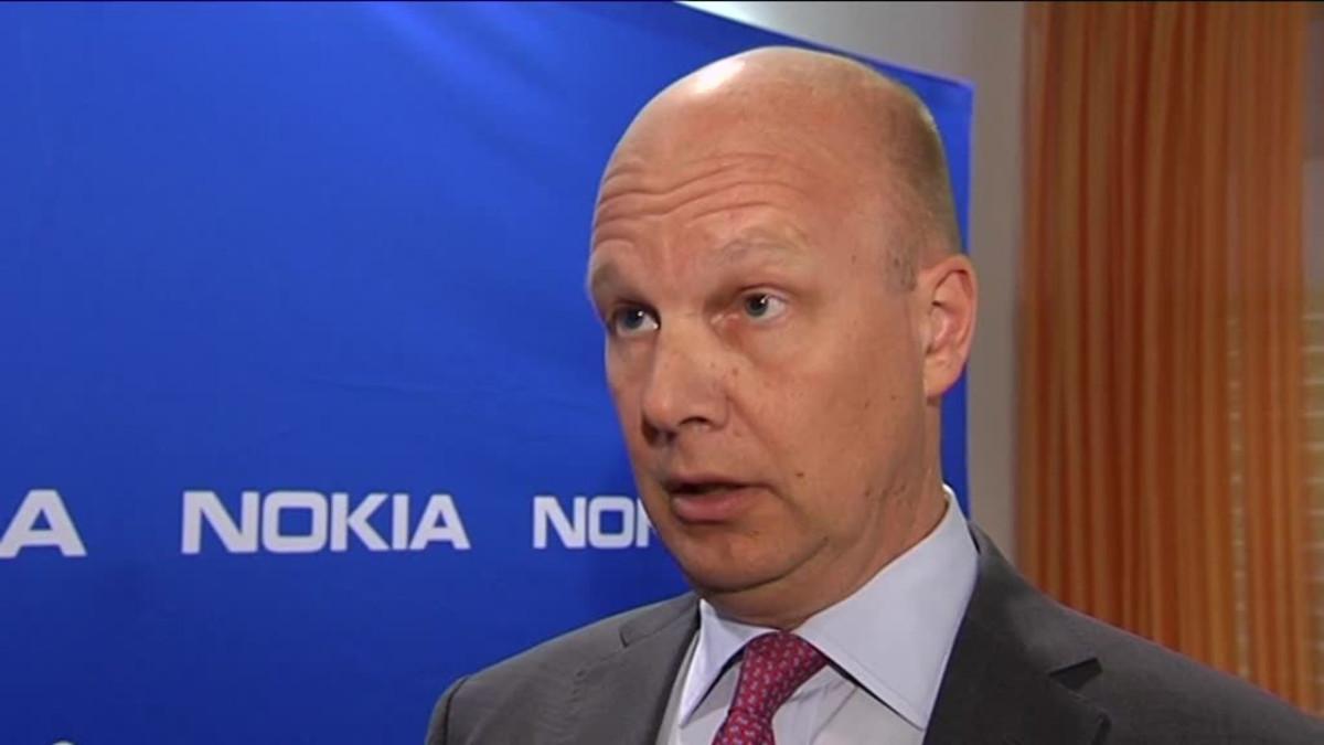 Uutisvideot: Nokian Ihamuotila: Ei ole niin, että Suomen irtisanomismäärä olisi suurin