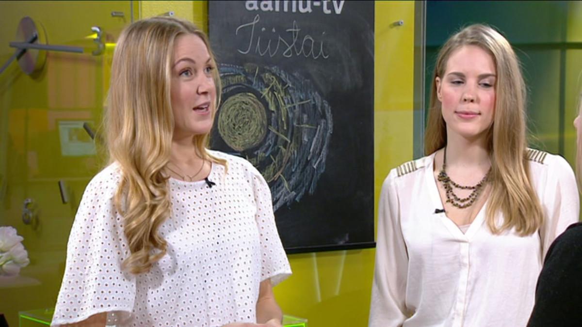 Ylen aamu-tv: Suomalaiset jäätelöreseptit valloittavat USA:ssa