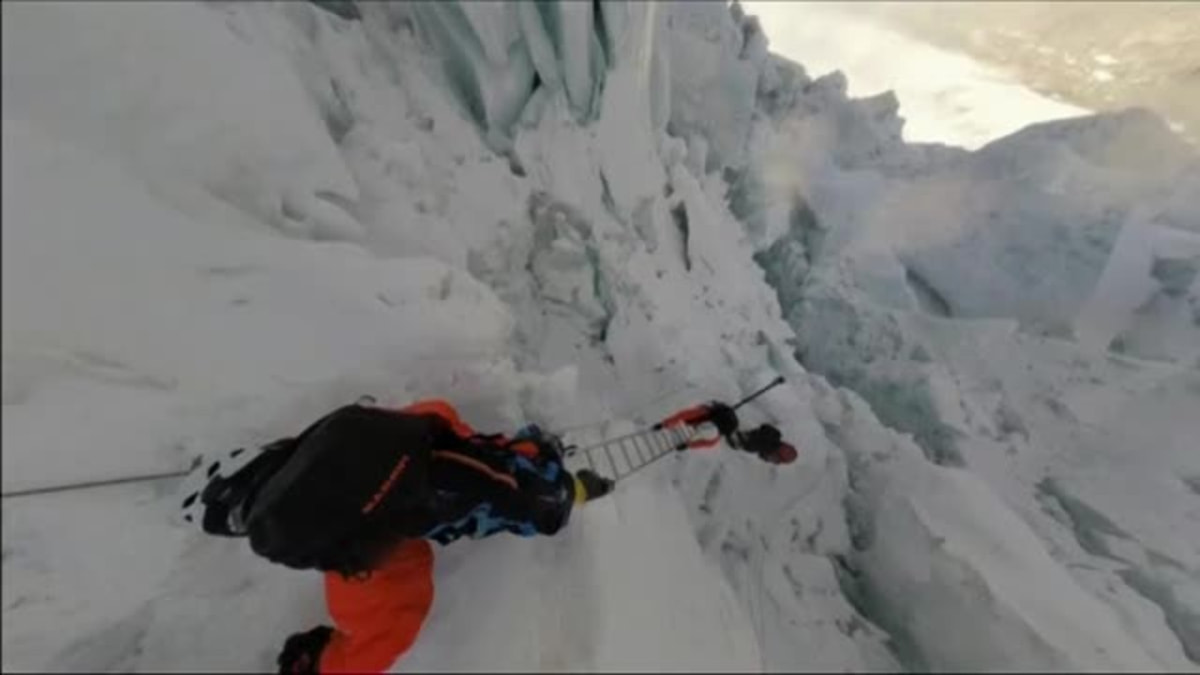 Uutisvideot: Mount Everestille voi nyt kiivetä virtuaalisesti