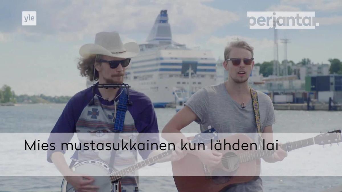 Perjantai: Kalevauva.fi – kansanmusiikkia foorumeilta