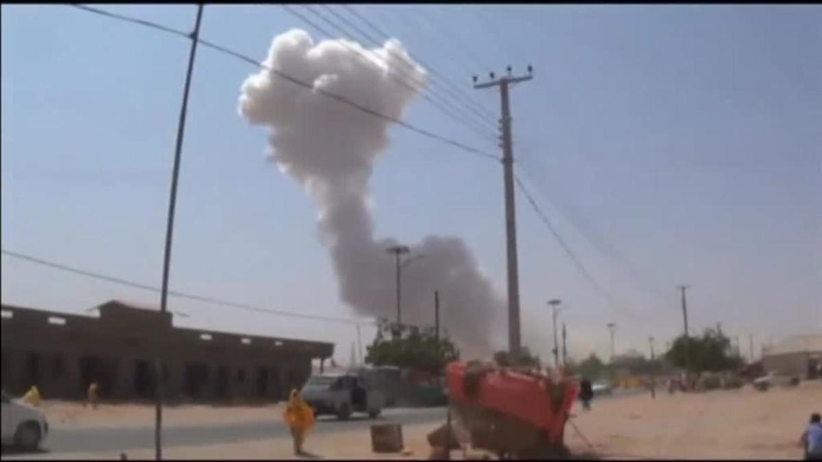 Uutisvideot: Ainakin 15 kuoli itsemurhaiskuissa Somaliassa