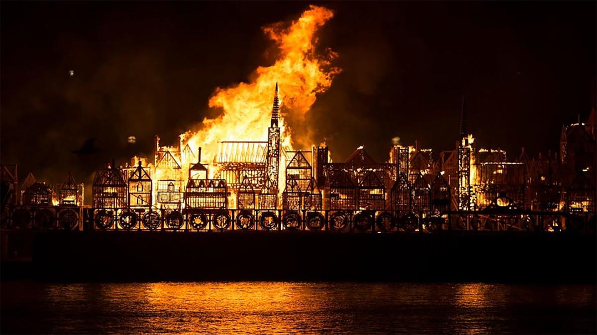Uutisvideot: Lontoon palosta 350 vuotta